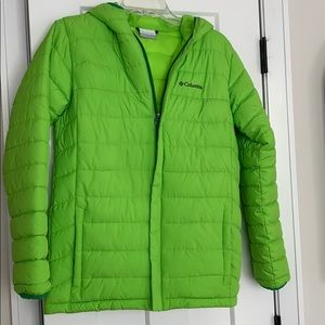 Kids Columbia Puffer Coat